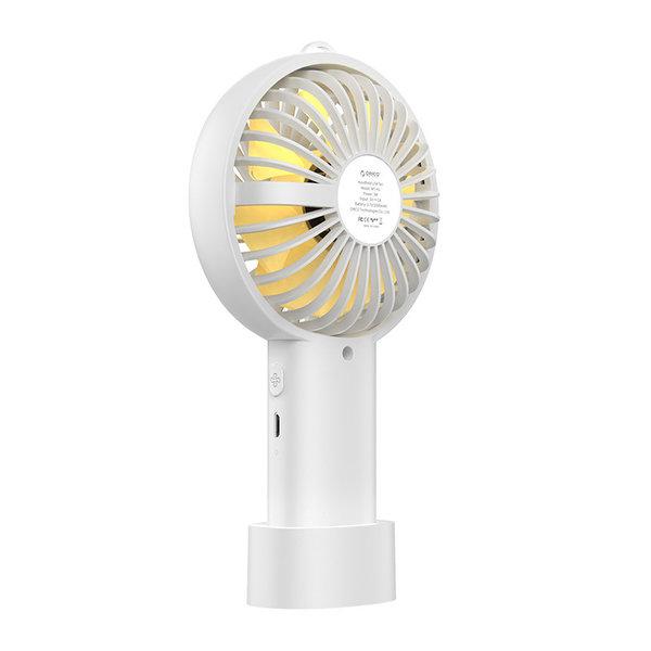 Orico Draadloze ventilator voor gezicht - 2000mAh - 3 standen - Wit
