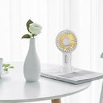 Orico Ventilateur facial sans fil - 2000mAh - 3 positions - Blanc