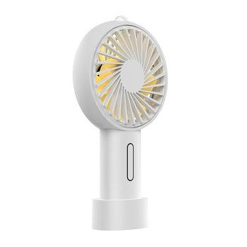 Orico Drahtloser Gesichtslüfter - 2000mAh - 3 Positionen - Weiß