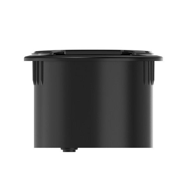 Orico Built-in hub for desk - 2x USB3.0, 1x USB-C, 2x audio - black