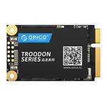 Orico mSATA interne SSD 128 GB - Troodon-Serie - 3D NAND-Blitz - Schwarz