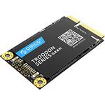 Orico SSD interne mSATA 128 Go - Série Troodon - Flash NAND 3D - Noir