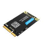 Orico mSATA interne SSD 512 GB - Troodon-Serie - 3D NAND-Blitz - Schwarz