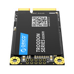 Orico mSATA internal SSD 512GB - Troodon series - 3D NAND flash - Black
