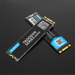 Orico SSD interne M.2 2280 - 256 Go - Série Troodon - Flash NAND 3D - Noir