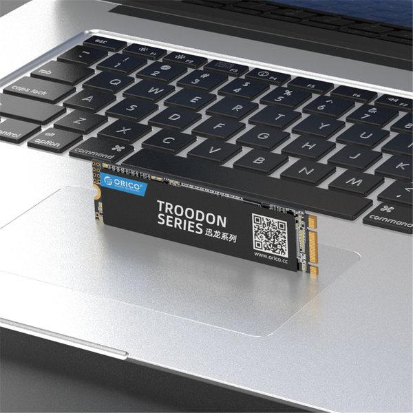 Orico M.2 interne SSD 2280 - 512GB - Troodon serie - 3D NAND flash - Zwart