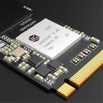 Orico SSD interne M.2 NVMe 2280 - 512 Go - Série Troodon - Flash NAND 3D - Noir