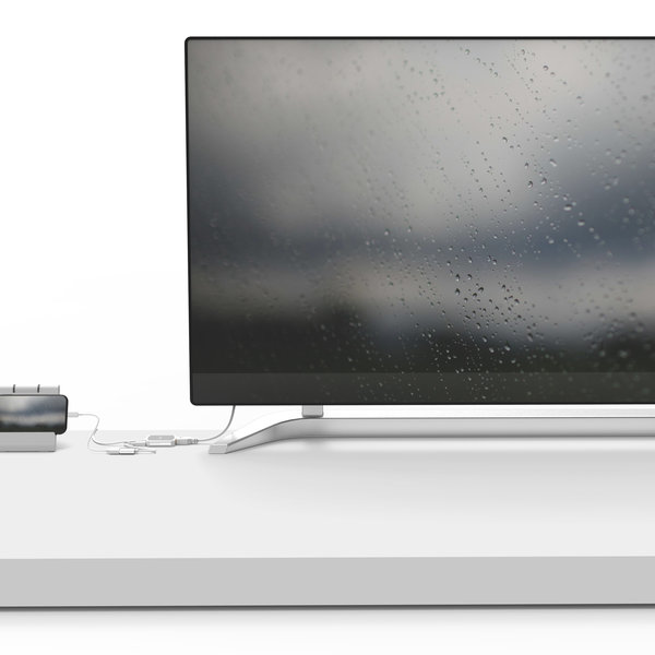 Orico Micro-USB-zu-HDMI-Kabel mit externem USB-Netzteil