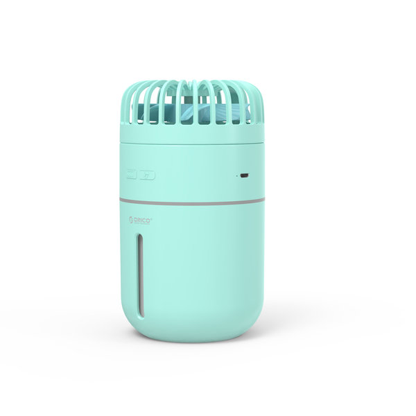 Orico Mini-USB-Luftbefeuchter und Lüfter