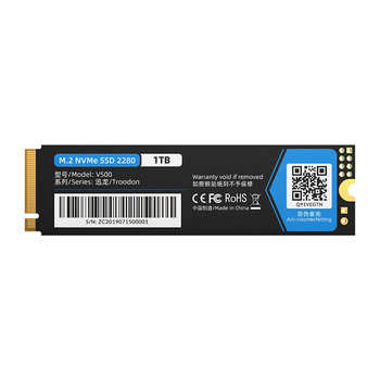 Orico M.2 NVMe interne SSD - 2280 - 1 TB - 3D NAND Flash