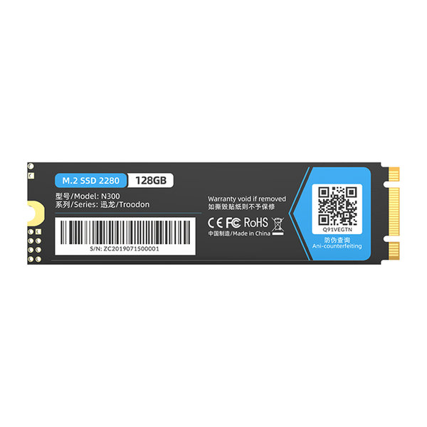 Orico M.2 SSD 128GB - Troodon Series