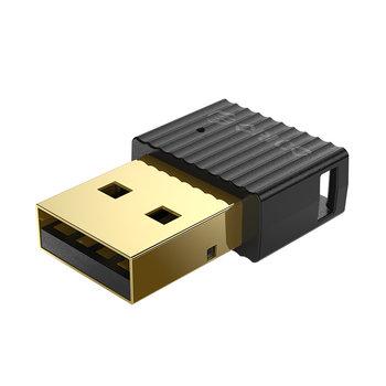 Bluetooth 5.0 + BR / + EDR adapter - bereik van 20M - Zwart