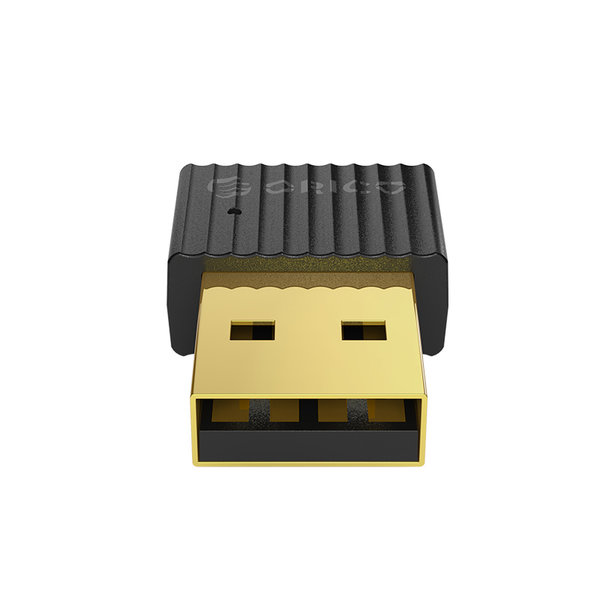Bluetooth 5.0 + BR / + EDR adapter - 20M range - Black