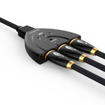 Orico HDMI 1.4 switch - 1 to 3 devices - 4K @ 60Hz