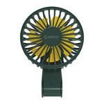 Rechargeable & Foldable Fan - 3 Modes - 2000mAh - Gray