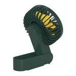 Oplaadbare en opvouwbare ventilator - 3 standen - 2000mAh - Grijs