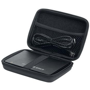 Schutzhülle für tragbare 2,5-Zoll-Festplatte - schwarz
