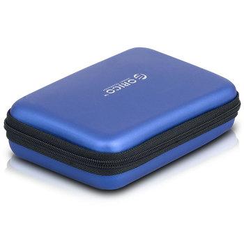 Etui de protection pour disque dur portable 2,5 pouces - Bleu