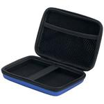 Beschermhoes voor draagbare 2.5 inch harde schijf - Blauw