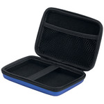 Protective case for portable 2.5 inch hard drive - Blue