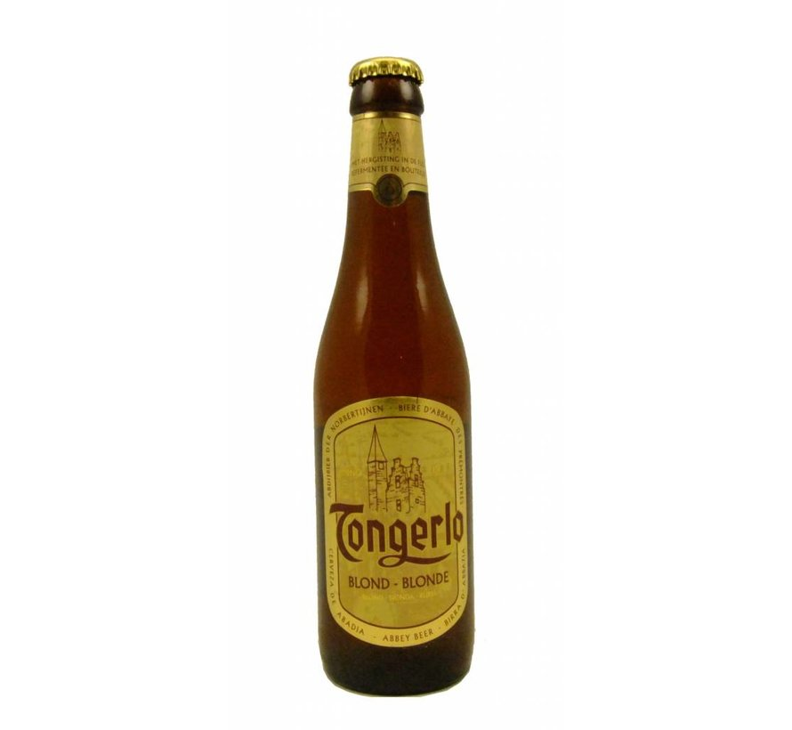 Tongerlo Blond 33cl. (6%)