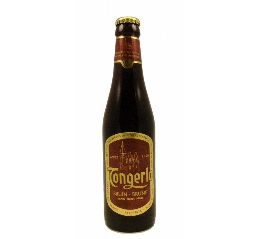 Tongerlo Bruin 33cl. (6,5%)