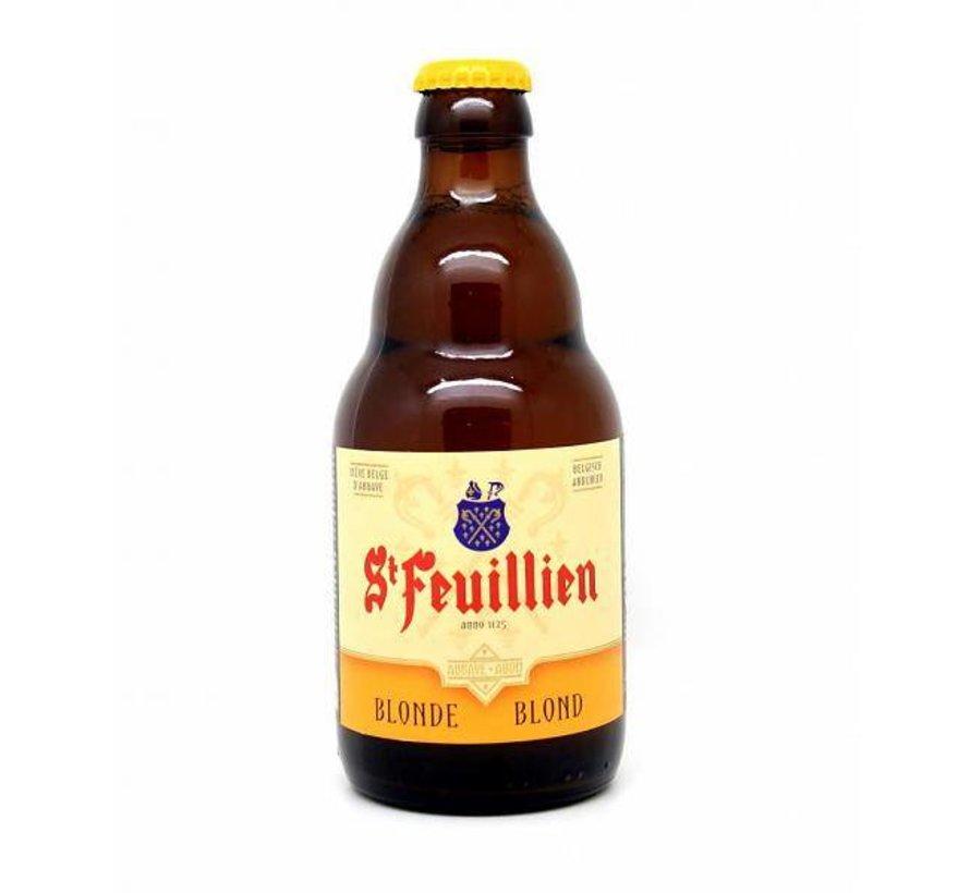 St. Feuillien Blond 33cl (7,5%)