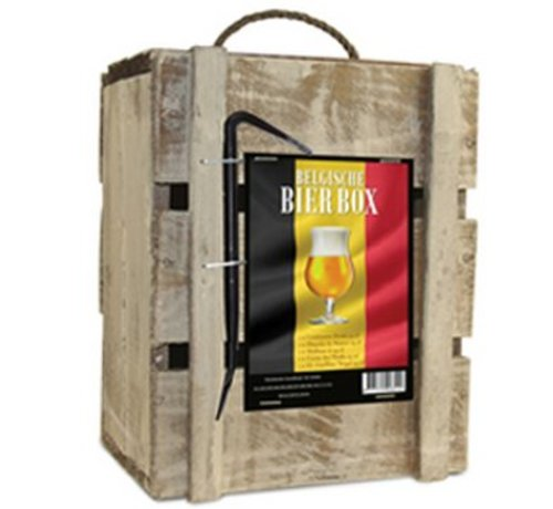 Houten Bierbox België