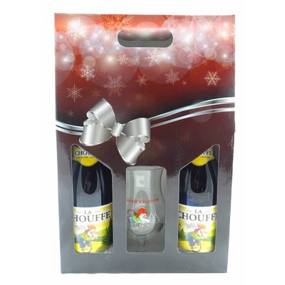 Kerstgeschenk La Chouffe