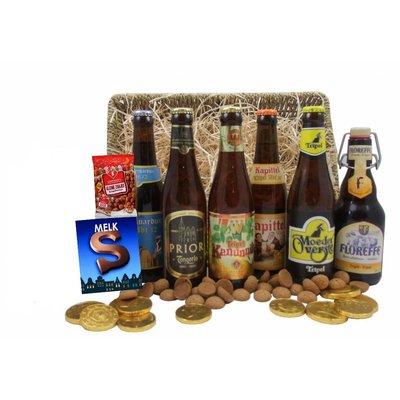 Sinterklaas biergeschenk groot
