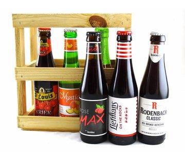 Bierkrat Fruitbieren 6st.