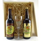 Brugse zot duo + Glas