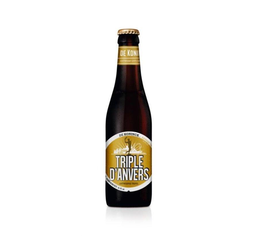 De Koninck Triple d'Anvers 33cl (8%)