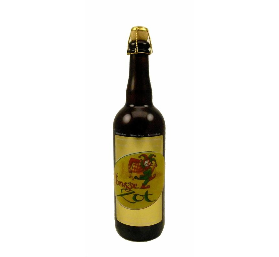 Brugse Zot Blond 75cl. (6%)