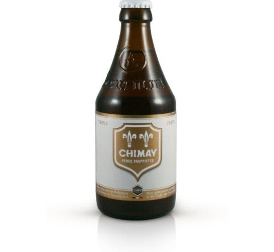 Chimay Tripel 33cl. (8%)