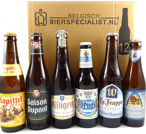 Bierpack Zomers 12st.