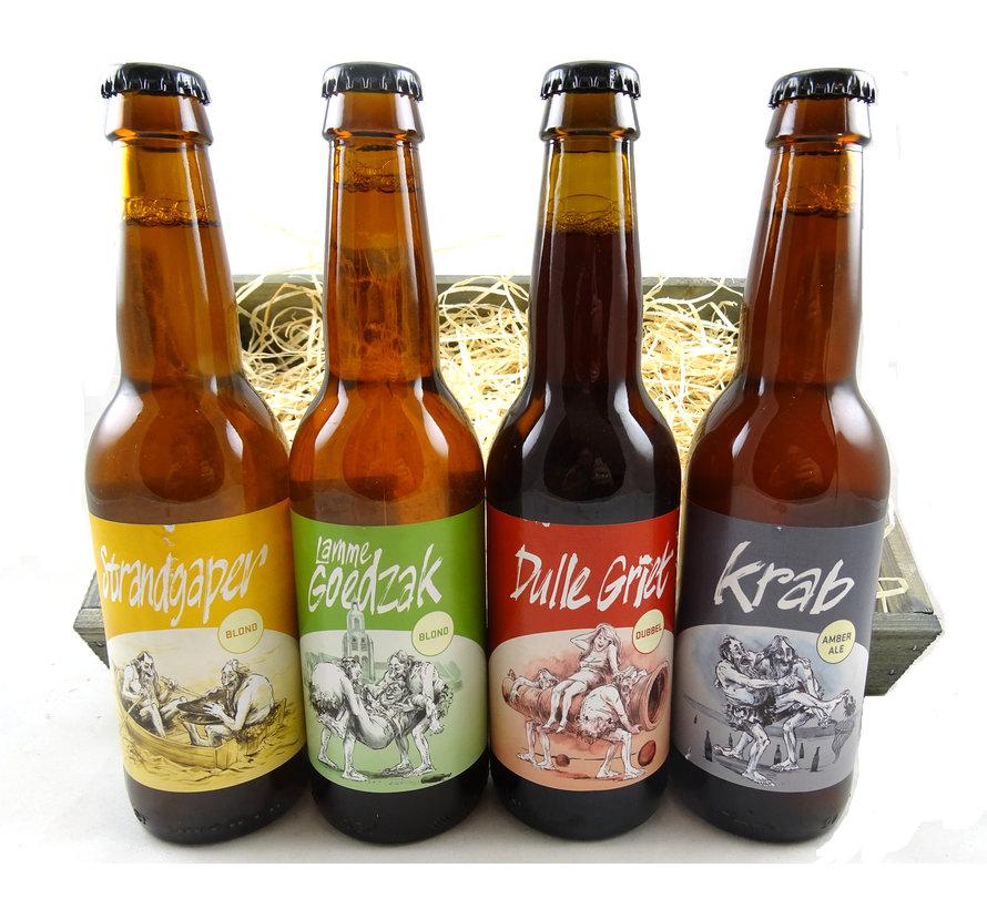 Bierblaadje Scheldebrouweriij