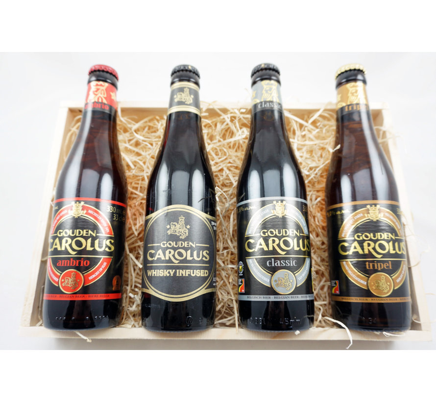 Bierblaadje Gouden Carolus