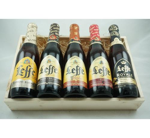 Bierblaadje Leffe