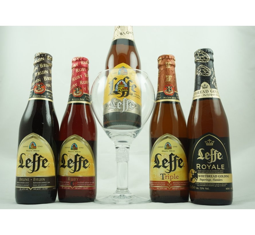 Biermand Leffe
