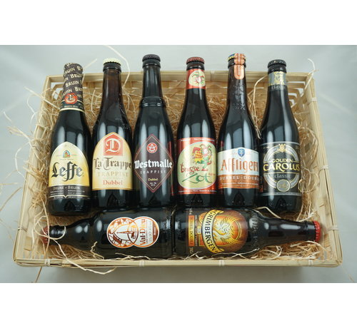 Bierpack De Wulpse Brunette