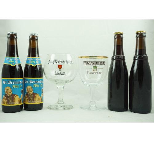 Strijd Der Titanen ---> Westvleteren VS. Sint Bernardus
