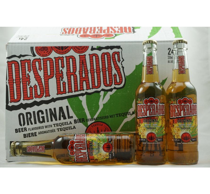 Bierpack Desperados