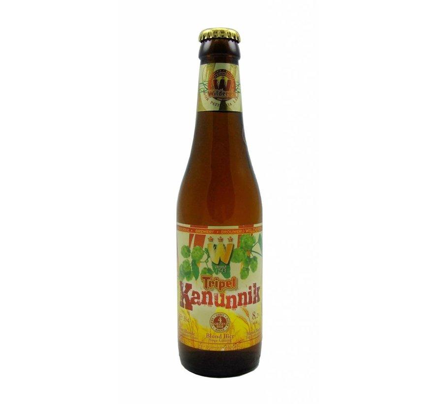 Kanunnik Tripel 33cl. (8,2%)