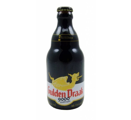 Gulden Draak 9000 Quadrupel 33cl. (10,5%)