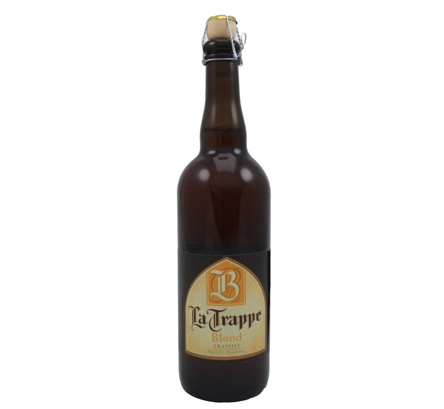 La Trappe Blond 75cl. (6,5%)