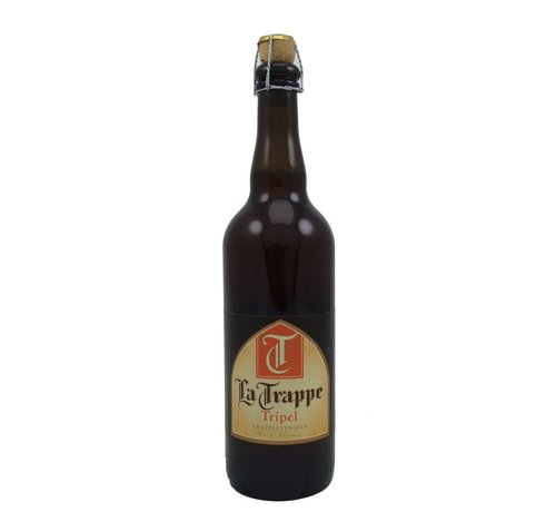 La Trappe Tripel 75cl. (8%)