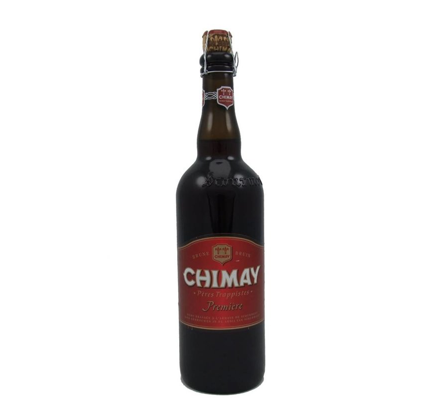 Chimay Premiere 75cl. (7%)