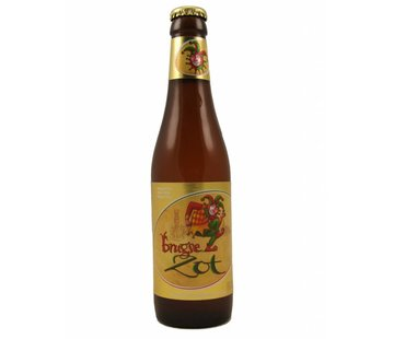 Brugse Zot Blond 33cl.