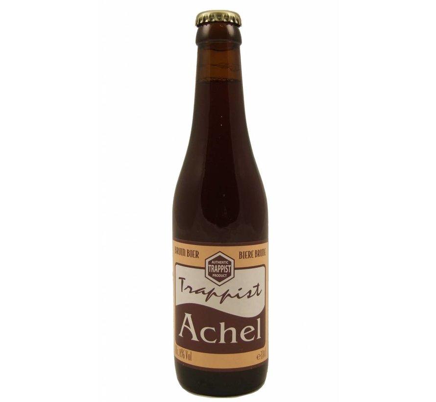 Achel Bruin 33cl. (8%)